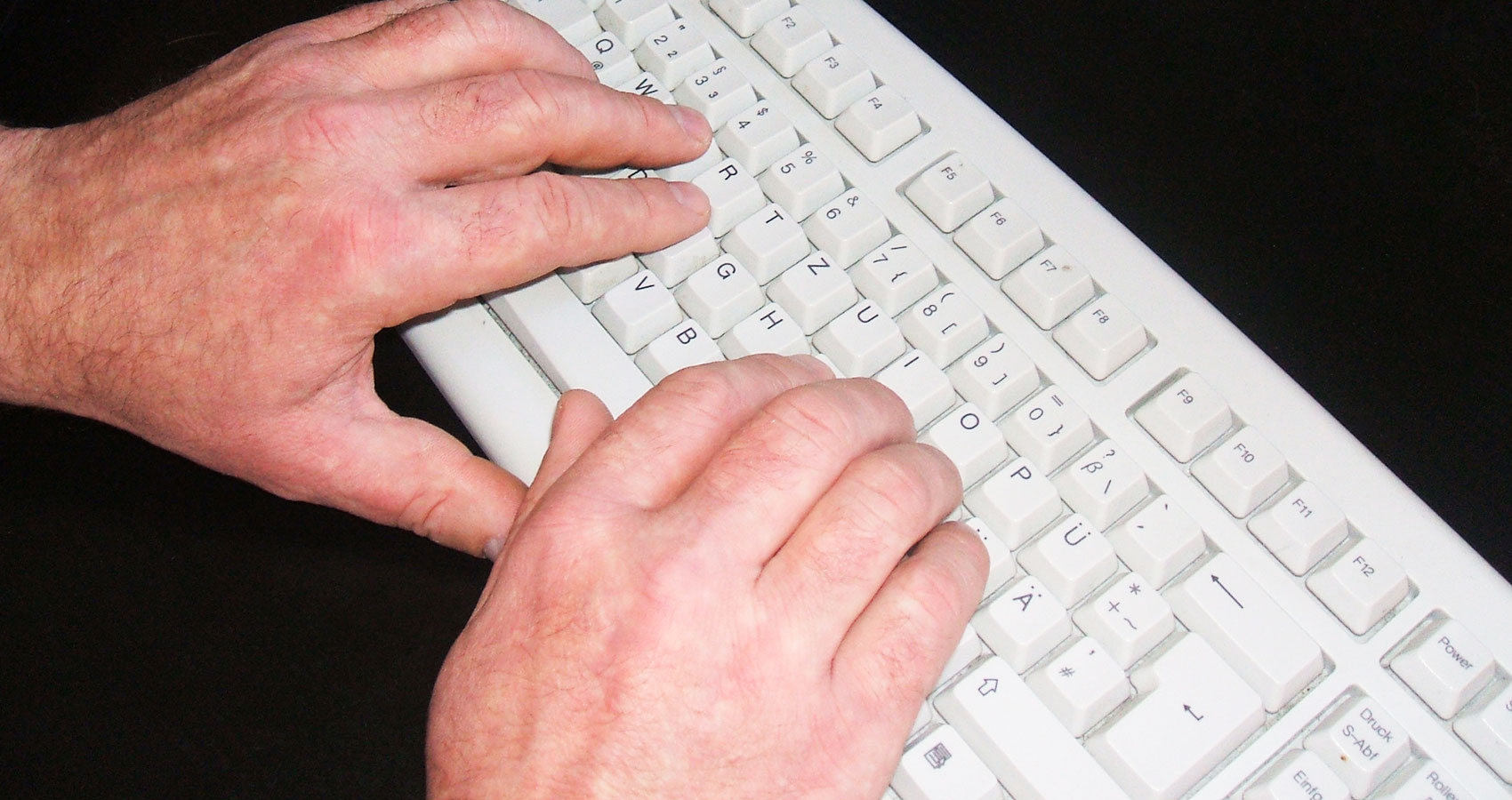 Zertifikat über einen Schreibleistungsnachweis und/oder Schreibgeschwindigkeitstest