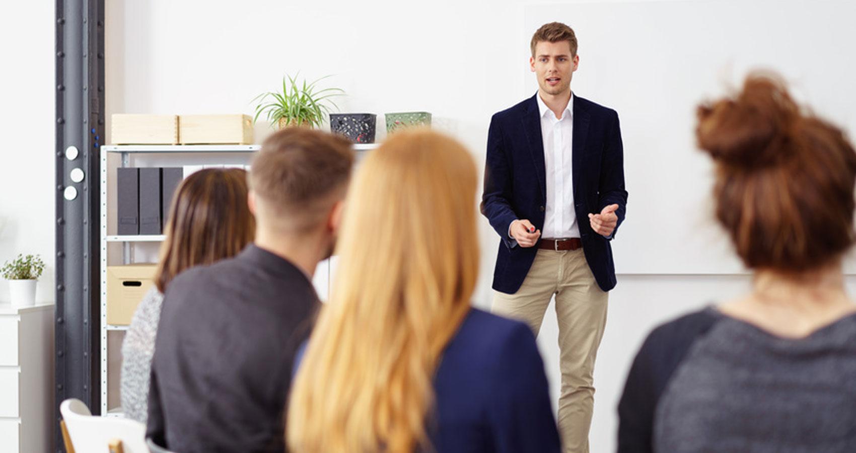 Rhetorik und Techniken der Präsentation